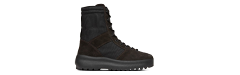 Military Boot Onyx Shade