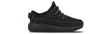 Yeezy 350 Boost Infant Pirate Black