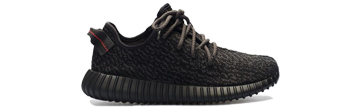 Yeezy 350 Boost Pirate Black 2015