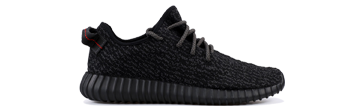 Yeezy 350 Boost Pirate Black 2016