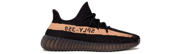 Yeezy 350 Boost V2 Black/Copper