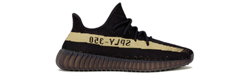 Yeezy 350 Boost V2 Black/Green
