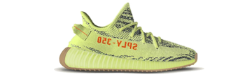 Yeezy 350 Boost V2 Semi-Frozen Yellow