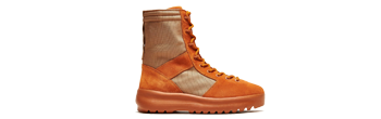 Yeezy Military Boot Burnt Sienna