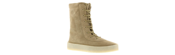 Yeezy Military Crepe Boot Taupe